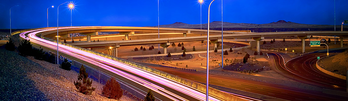 Coors I-40 Interchange