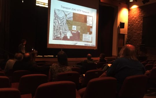 Missouri Avenue Public Presentation