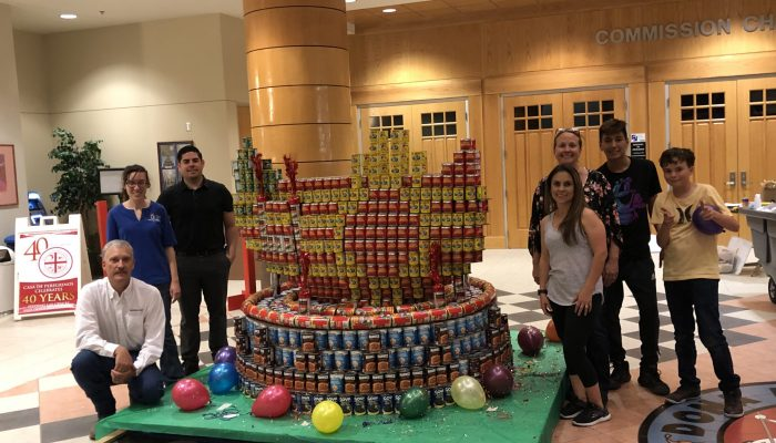 LC Canstruction 2019