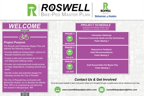 Roswell Public Meeting Figure