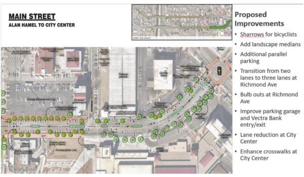 Main Street Proposed Improvements