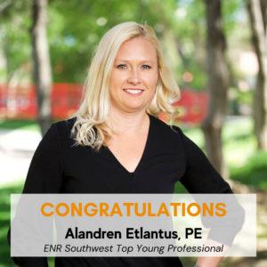 Alandren Etlantus, Bohannan Huston, Inc.